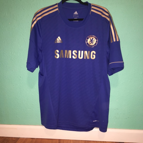 new product 1e292 00b47 Chelsea FC Jersey 2012/2013